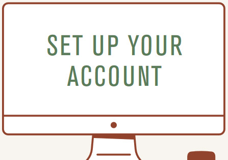 set up your plm account
